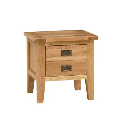 NB007 vancouver petite 1 Drawer Lamp Table
