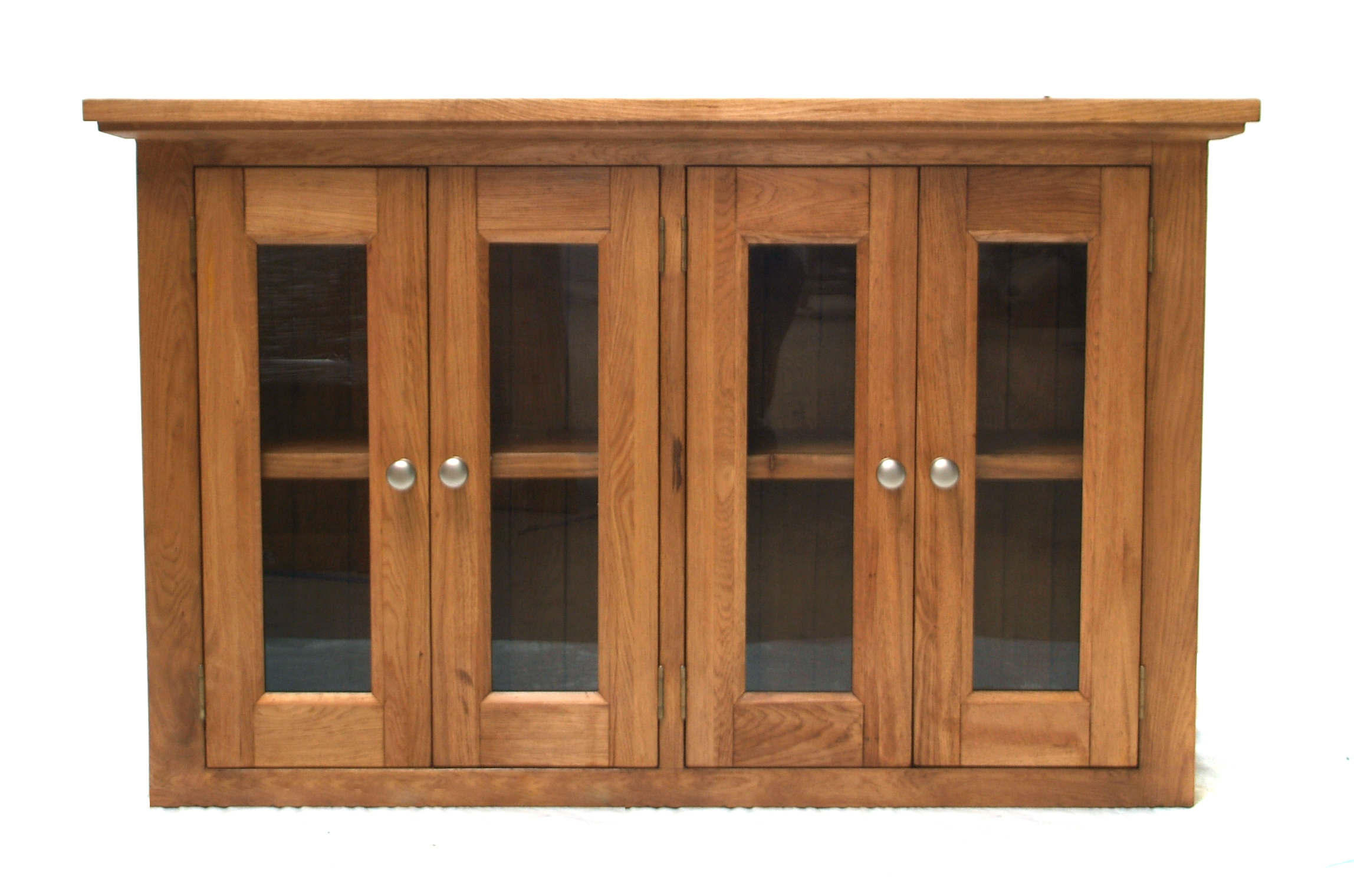 1520 #996132 Evelyn Double Wall Cabinet 4 Glass Doors Simply Stunning Furniture image Double Glazed Kitchen Doors 4932296