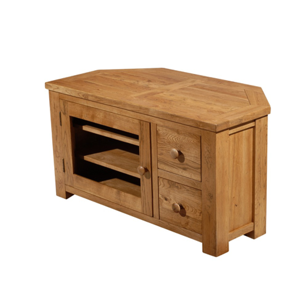 Wentworth Compact TV Corner Unit Simply Stunning Furniture