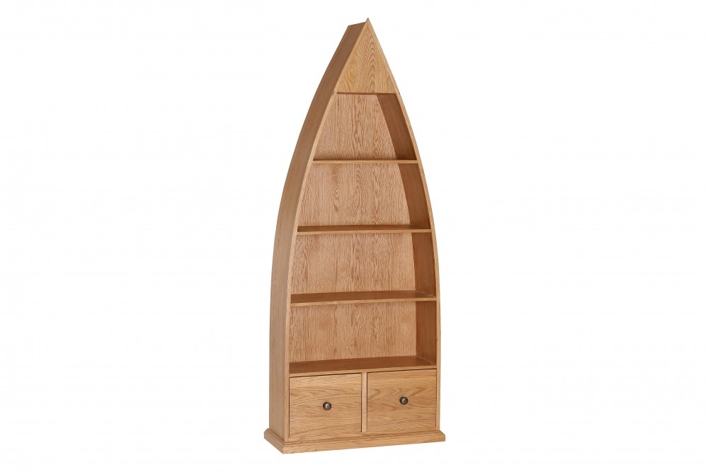 Vancouver Petite Boat Bookcase | Simply Stunning Furniture