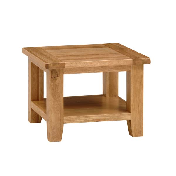 Vancouver petite square coffee table with shelf simply for Coffee tables vancouver