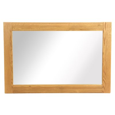 OP020B - Plank Mirror - Medium