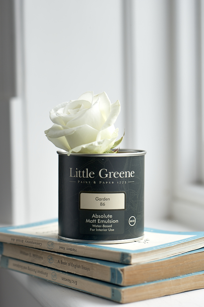 Little Greene paint, eco-friendly designer paints