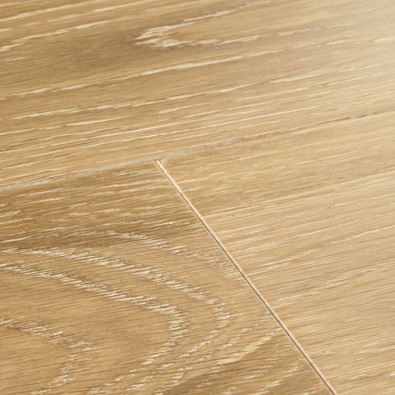 A brushed effect defines the natural grain patterns as the softer fibres are 'brushed' off the wood.