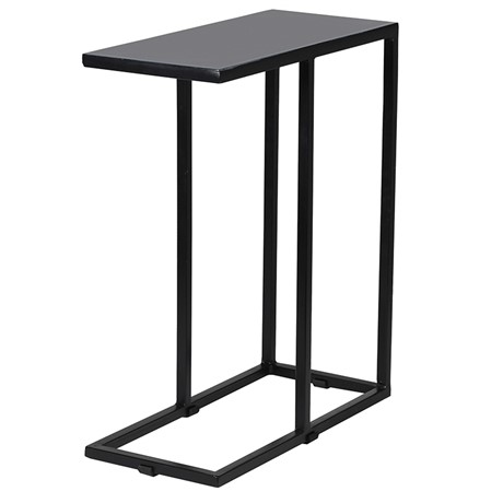 Sidetable 20 Cm.Grey Iron Side Table